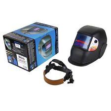 Awelco Maschera saldatura LCD autoscurante regolabile DIN9-13  Mod. HELMET 2000E