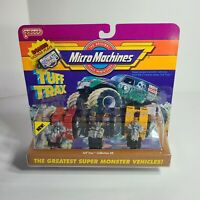 Galoob Micro Machines 7414 Tuff Trax Collection #8  Mistreater Impossible Ohio
