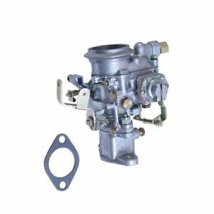 Omix 1770102 Carburetor; Silver For 59-71 Jeep CJ6 NEW