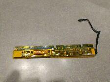 "Genuine Apple Macbook 13"" A1181 LCD Inverter Board w/ Cable P/N 607-1859"