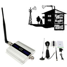 900Mhz LCD GSM Mobile phone Signal Booster Cellular Repeater Amplifier Antenna