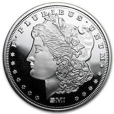 1 oz Silver Round - Morgan Dollar (MintMark SI) - SKU #90488
