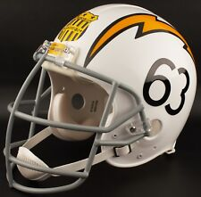 SAN DIEGO CHARGERS 1963-1964 NFL Riddell REPLICA Throwback Football Helmet