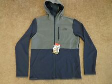 New The North Face Mens Hybrid Slacker Full Zip Hoodie - Men's size Medium