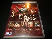 """DVD """"SANS PEUR ET SANS REPROCHE"""" Gerard JUGNOT, Anemone, Victoria ABRIL"""