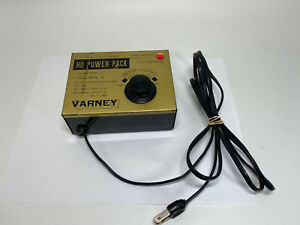 Varney Direct Switch HO Power Pack Power supply Mark III 1 1/4 Amp Power