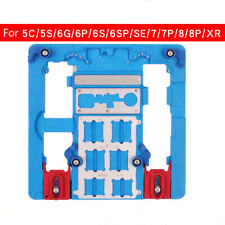 PCB Holder Repair Fixture for iPhone5C~XR Motherboard Fingerprint IC Glue Remove