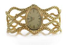 Vintage Chopard Damen Uhr 28 mm 750 Gelbgold Handaufzug [BRORS 12823]