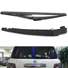 For 2013-2018 Nissan Rogue Pathfinder Rear Window Windshield Wiper Arm & Blade