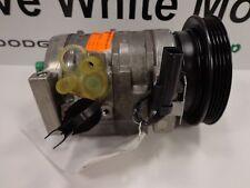 01-10 Chrysler PT Cruiser New A/C AC Air Conditioning Compressor Mopar Oem