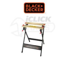 Black And Decker WM301 Workmate Vice Jaw Table Bench Steel Durable Adjustable