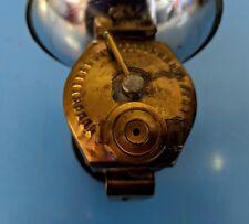 Vintage Miner's Lamp Helmet Lamp JUSTRITE AIR-COOLED GRIP Made in USA