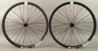 DT Swiss HE 1800 E Road Gravel Bike Disc Brake Wheels 12mm Thru Axle Fit Shimano