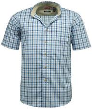 Camisas casuales de hombre de algodón y poliéster talla XL