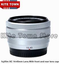 XC 15-45mm f/3.5-5.6 PZ Silver lens for Fuji Fujifilm Fujinon X-T20 T30 X-E3