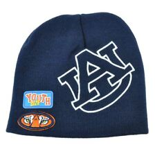 NCAA AU Auburn Tigers El Grande Jr Youth Kids Knit Cap Hat Beanie Toque Acrylic