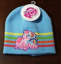 New With Tag My Little Pony Girls Knit Hat. One Size Fits Most.
