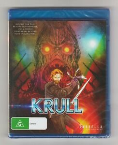 Krull Blu-ray (Ken Marshall, Lysette Anthony) - Brand New & Sealed