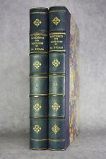 DOCUMENTS SUR TOULOUSE ET SA RÉGION. 2 VOLUMES. 1910.