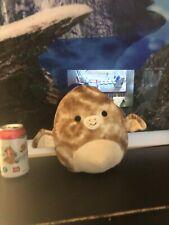 "Squishmallows Kellytoy 2021 Edmund the Pterodactyl 8"" Plush Doll Toy"