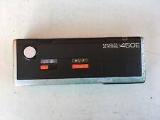 Minolta AutoPak 450e camera