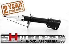 2 NEW FRONT SHOCK ABSORBERS FOR CHRYSLER PT-CRUISER 2001-/GH-359329K/