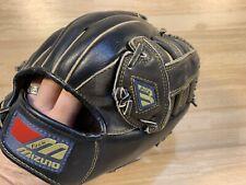 MIZUNO Model MZ 117 Leather Max Flex Baseball Glove Right Hand Thrower (Size ?)