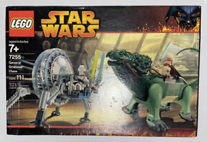 Star Wars Lego MISB 7255 General Grievous Chase