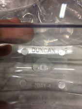 Duncan 60 Parking Meter Lens. Nos