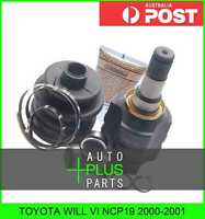Fits TOYOTA WILL VI NCP19 2000-2001 - Inner Joint 23X34X23