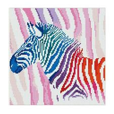 Full Drill Colorful  Horse5D Diamond DIY Painting Craft Kit Home Decor hv2n