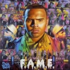 Chris Brown - F.A.M.E. CD *NEW & SEALED*