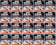 Gillette Contour Plus (Gillette Atra Plus) Refill Blade, 100 Cartridges NEW