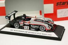 Starter 1/43 - Panoz LMP Spyder Nº12 Le Mans 1999