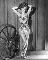 JANET BLAIR ACTRESS AND SINGER PIN UP - 8X10 PUBLICITY PHOTO (OP-775)