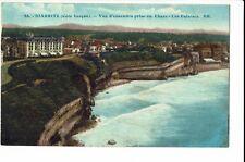 CPA - Carte postale -France - Biarritz - Les Falaises -1931  - S724