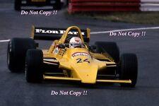 Arturo Merzario Team Merzario A4 Dutch Grand Prix 1979 Photograph
