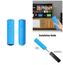 TV Remote Control Case Cover Black Fire TV Fire TV Stick Television Accessories