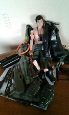 Action Man Palitoy Hasbro Spares / Repairs Old Action man + arsenal of weapons