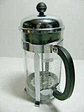 Bodum Chambord 4-Cup Chrome French Press Coffee Maker