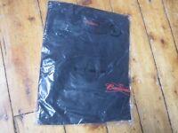 Budweiser Bud Beer T Shirt Black Official NEW Men's Size L Large Free UK P+P