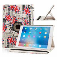 360 Rotated Smart PU Leather Case Cover Stand For iPad mini 1/2/3 A1432 A1454