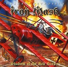 IRON MASK-SHADOW OF THE RED BARON-JAPAN CD F75