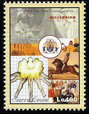 Sierra Leone MNH, Histroy 1610 Dutch East India Company And TEA - S59