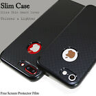 Luxury Ultra Thin Armor Hybrid Bumper Soft Rubber Case Cover For iPhone 8 /8Plus