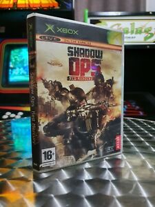 Shadow Ops Red Mercury - Microsoft XBOX Game - With Manual