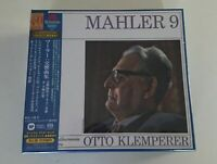 Mahler Symphonies Otto Klemperer Japan 6 SACD Box NEW/SEALED Tower Records