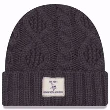 New Era  NFL Flurry Cuff Knit Beanie, Adult One Size, Dark Graphite *MANY TEAMS*