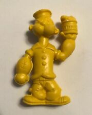 Vtg 1980 King Features Syndicate Popeye 2� Tall Collectible Plastic Figure
