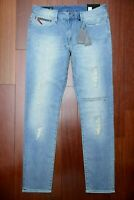 Armani Exchange A|X $160 Men's Tapered Fit Stretch Cotton Distressed Jeans 40R